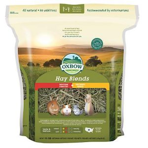 Oxbow Hay Blends Western Timothy and Orchard 90 oz
