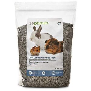 So Phresh Crumbled Paper Small Animal Bedding, 10L