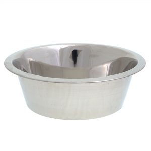 Top Paw® Stainless Steel Dog Bowl