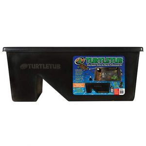 Zoo Med Aquatic Turtle Tub Kit