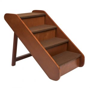 PetSafe CozyUp™ Folding Wood Pet Steps