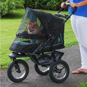 Pet Gear NV No-Zip Sky Line Pet Stroller
